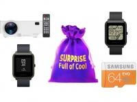 Лотерея от GearBest: мешки с сюрпризами за $19.99, $49.99, $71.76 и $86.99
