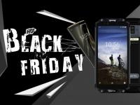 OUKITEL делает скидку до 30% на «Черную пятницу» на смартфоны с батареей от 10000 мАч