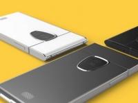 Анонс Sirin Labs Finney - блокчейн-смартфон с дополнительным экраном