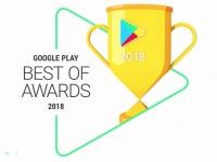 Google Play Best of 2018 Awards: лучшие приложения, книги и фильмы для Android-устройств