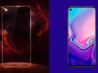 Huawei раньше Samsung покажет смартфон с дыркой в экране