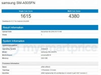 Смартфон Samsung Galaxy A50 получил SoC Exynos 9610, 4 ГБ оперативной памяти и Android 9.0 Pie