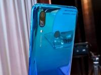 В Украине представили смартфон  Huawei P smart 2019 с ценником 6499 грн