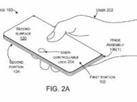 Сгибающийся смартфон Microsoft получит кнопку блокировки открытия