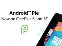 OnePlus 5 и 5T получили Android 9 Pie