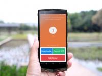 Тест смартфона Poptel P60 на водонепроницаемость и падения - выживет или нет?