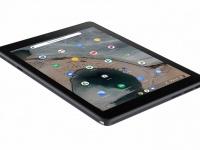 Представлен первый планшет Asus с Chrome OS