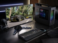 Lenovo представляет новые игровые ноутбуки, ПК и аксессуары семейства Legion на CES 2019