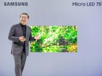 Чем удивила Samsung на CES 2019