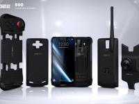 Модульный защищенный смартфон DOOGEE S90 «все в одном» будет представлен на платформе Kickstarter