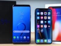 Продажи смартфонов iPhone и Samsung обрушатся сильнее всего в 2019 году
