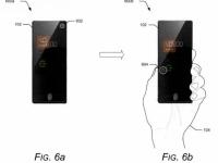 Motorola тоже готовит смартфон без кнопок: первые изображения