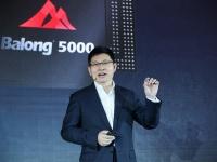 Huawei выпускает универсальный 5G-чипсет и устройство 5G CPE Pro