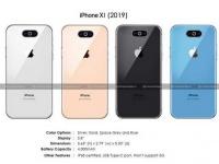Рассекречен окончательный дизайн iPhone XI