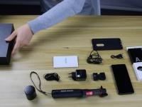 Смартфон-Проектор Blackview Max1 показали на распаковке