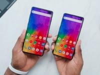 Видео дня: флагманские смартфоны Samsung Galaxy S10 и S10+, впервые вживую
