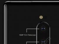 Слухи: тройная камера Xperia XZ4 включает передовой на рынке 52-Мп датчик