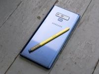 В следующем Samsung Galaxy Note камеру могут перенести на стилус