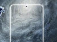 Новинка Leagoo получила вырез в экране диаметром 4,5 мм и встроенный в него дактилоскопический датчик