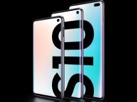 Samsung представила серию новых флагманских смартфонов Galaxy S10