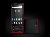 Представлен BlackBerry KEY2 Red Edition