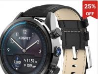 Товар дня: KOSPET HOPE - смарт-часы за $149.99 c 3 ГБ ОЗУ и дисплеем 1.39 дюйма