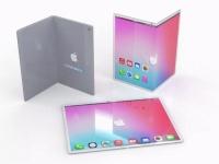 Раскрыт дизайн складного 7,2-дюймового iPad с гибким дисплеем