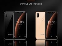 Смартфон Oukitel C13 Pro на Android Pie и челкой в дисплее доступен за $74.99