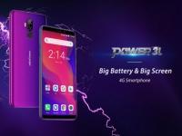 Анонс Ulefone Power 3L: простой смартфон с NFC и большой батарейкой