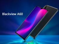 Blackview A60 – новинка в бюджетном классе с каплевидным вырезом в дисплее