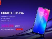 Большая распродажа смартфонов Oukitel от $57.99 в честь 7-й годовщины Aliexpress