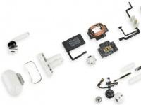 Наушники Apple AirPods 2 нельзя отремонтировать