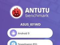 Характеристики ASUS Zenfone 6 (6Z) с двумя 48-Мп камерами от AnTuTu