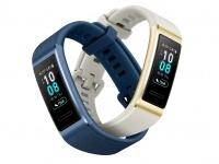 Стильный и «умный»: Huawei начинает продажи фитнес-браслета  Band 3 Pro в Украине