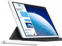 Apple: падение выручки, рекордный рост продаж iPad за 6 лет