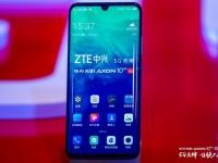 ZTE Axon 10 Pro представлен официально