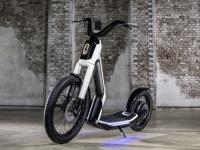 Volkswagen выпустит вместе с NIU свой первый электрический скутер