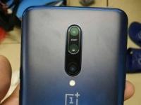 OnePlus 7 Pro в синем цвете на живых фото накануне анонса