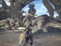 Обладатели PS4 могут бесплатно опробовать Monster Hunter: World