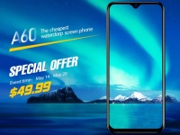 Blackview A60 – лучший смартфон с каплевидным вырезом под камеру за $49.99