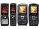 Kyocera представила четыре GSM-телефона