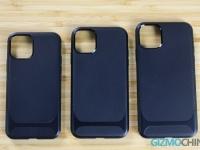 Фото чехлов для iPhone Xl, Xl Max и XIR: дизайн, сравнение габаритов