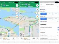 В Google Maps наконец-то появился спидометр