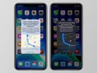 iOS 13 показывает, когда приложения следят за пользователем