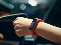 Живое фото фитнес-браслета Xiaomi Mi Band 4 за день до анонса