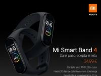 Фитнес-браслет Xiaomi Mi Band 4 поступит в продажу в Европе 26 июня