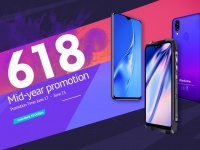 Blackview на распродаже 6.18 на AliExpress - скидки до 30%