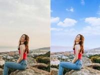 «Молодёжный» смартфон от Xiaomi научили менять небо на фотографиях