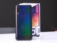 Samsung Galaxy A50 получает режимы камеры Galaxy S10 c обновлением