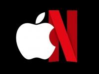 Apple обвинила Netflix в некачественном контенте